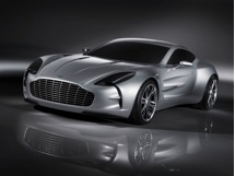 """The Aston Martin """"One-77"""""""