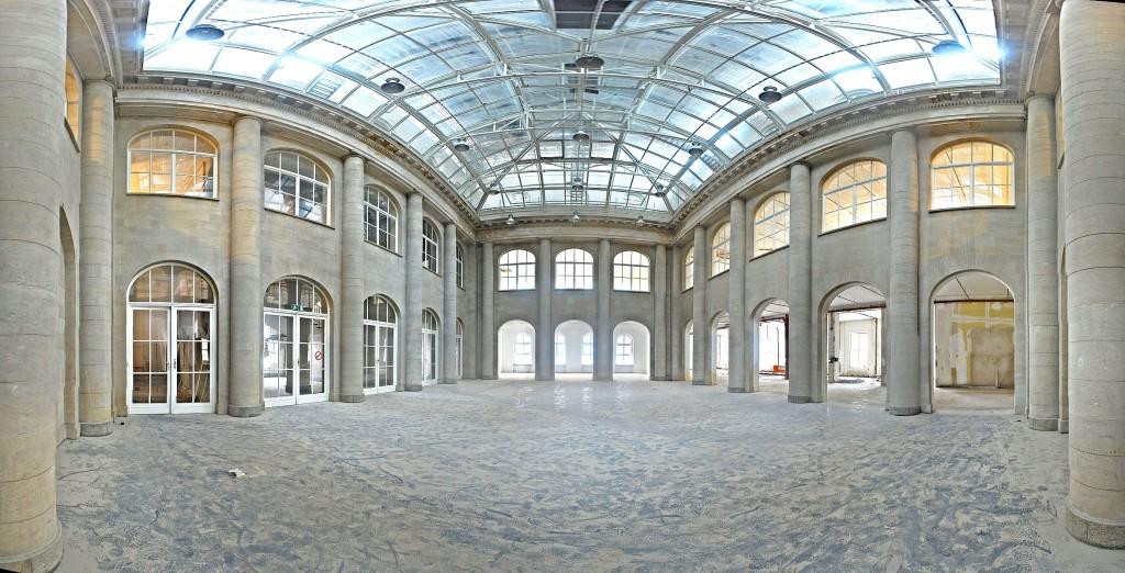 Kassensaal - Panorama Kopie