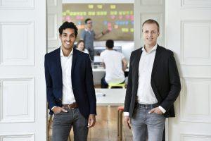 Fresh Energy_Daniel von Gaertner und Christian Bogatu