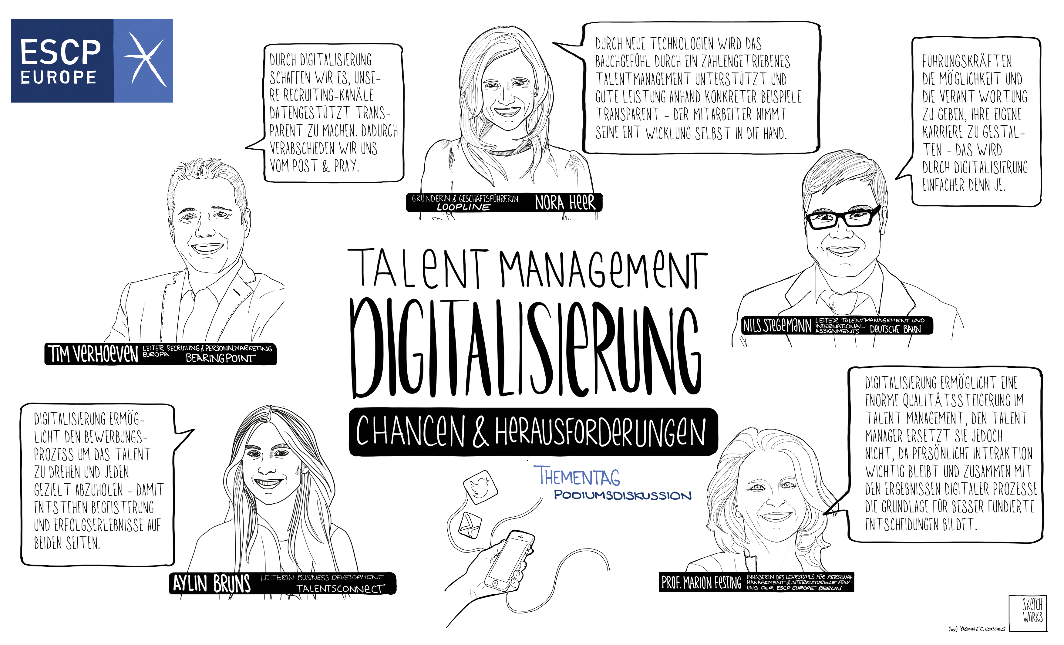 5. Talent Management Thementag der ESCP Europe Berlin