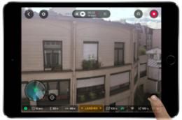Full HD 14MPx Frontkamera